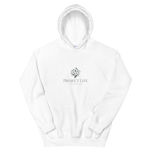 Project Life Adult Hoodie