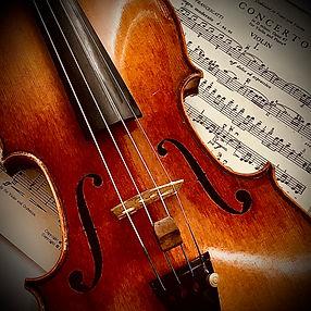 Violin and Sibelius