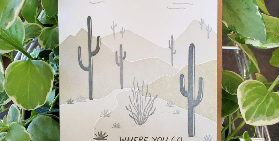 Where You Go, I'll Go