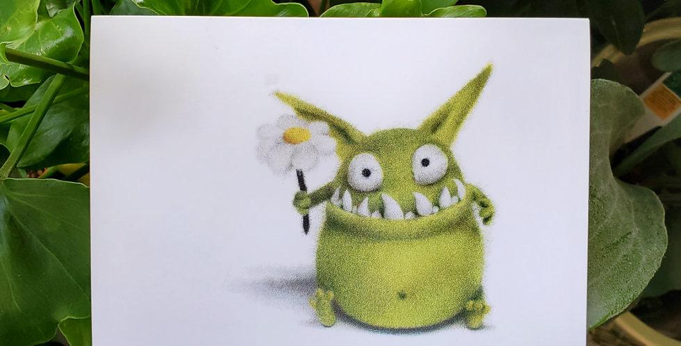 Monster Greeting