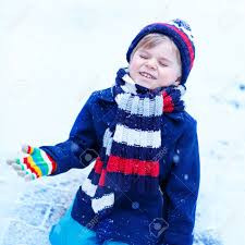 How to Dress a Toddler for the Cold
