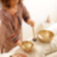 Neugeist - Naturkostladen und Cafe - Kooperation - Klangmassage Leonbacher