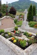 Grabsteine in Salzburg
