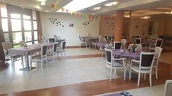 Le restaurant (grande salle)