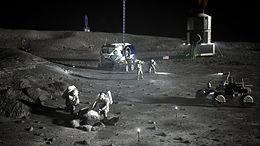 Lunar Living: NASA's Artemis Base Camp Concept