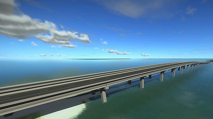 Gov. DeSantis announces finalization of federal grant for new bridge, roadway improvements