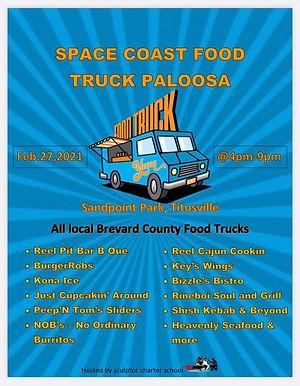 Space Coast Food Truck Paloosa