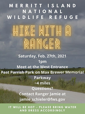Hike with a Ranger