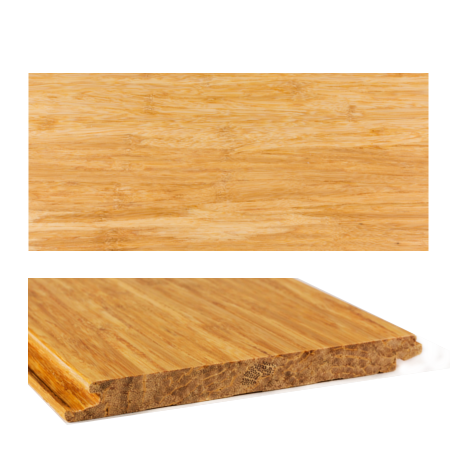 Bambus parket solid nature plank  14 mm