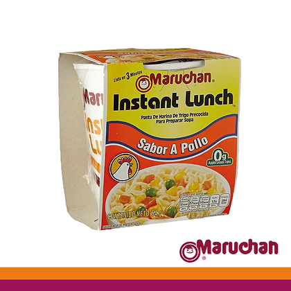 Maruchan Instant Lunch Pollo