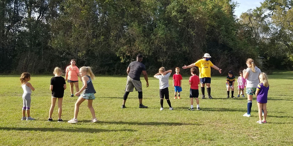 Baton Rouge Area Youth Rugby Play