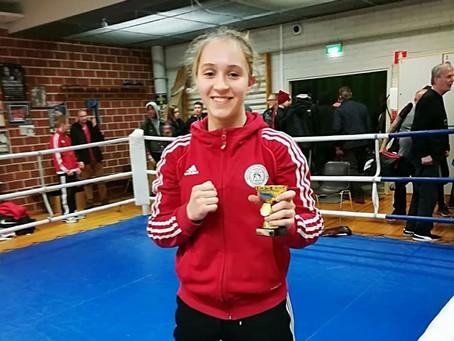 Lia Pukkila edustaa Suomea nuorten EM-kisoissa Romaniassa 22.5-2.6!