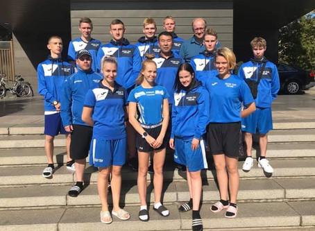 U19 EM-kilpailut 2.-11.9. Sofia, Bulgaria