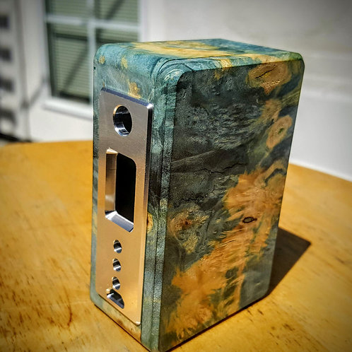 P++ Style STABWOOD/ResinBox with Slidepanel Kit