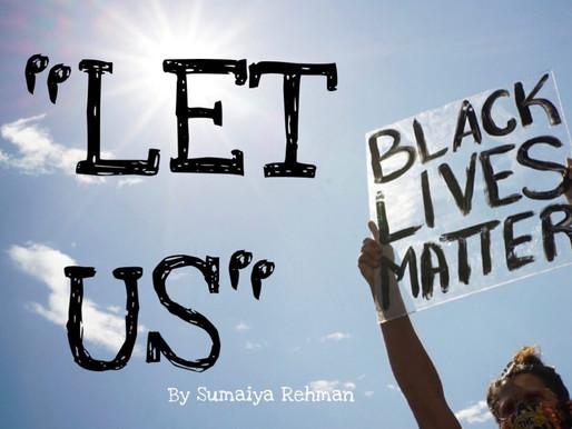 """""""Let US"""""""