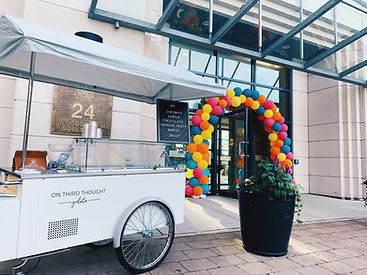 On Third Thought Gelato Cart with Balloons.JPG