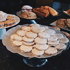 Assortment of Mexican Pastries