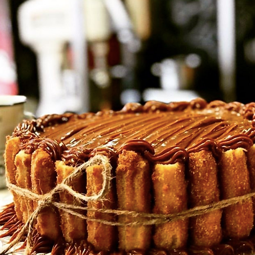 CHURRO CHEESECAKE (Pick up only)
