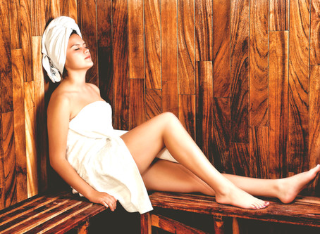 Research shows that saunas are amazing for your health and longevity!