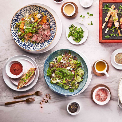 Consultoría gastronómica para Carbon Gastronomic Grill
