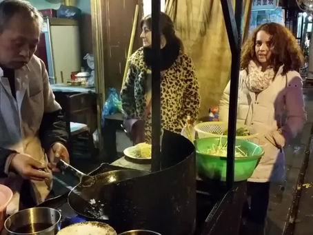 Recuerdo de nuestra experiencia en China