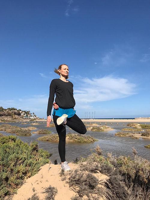 Yoga inspireert, geeft rust en beweegt