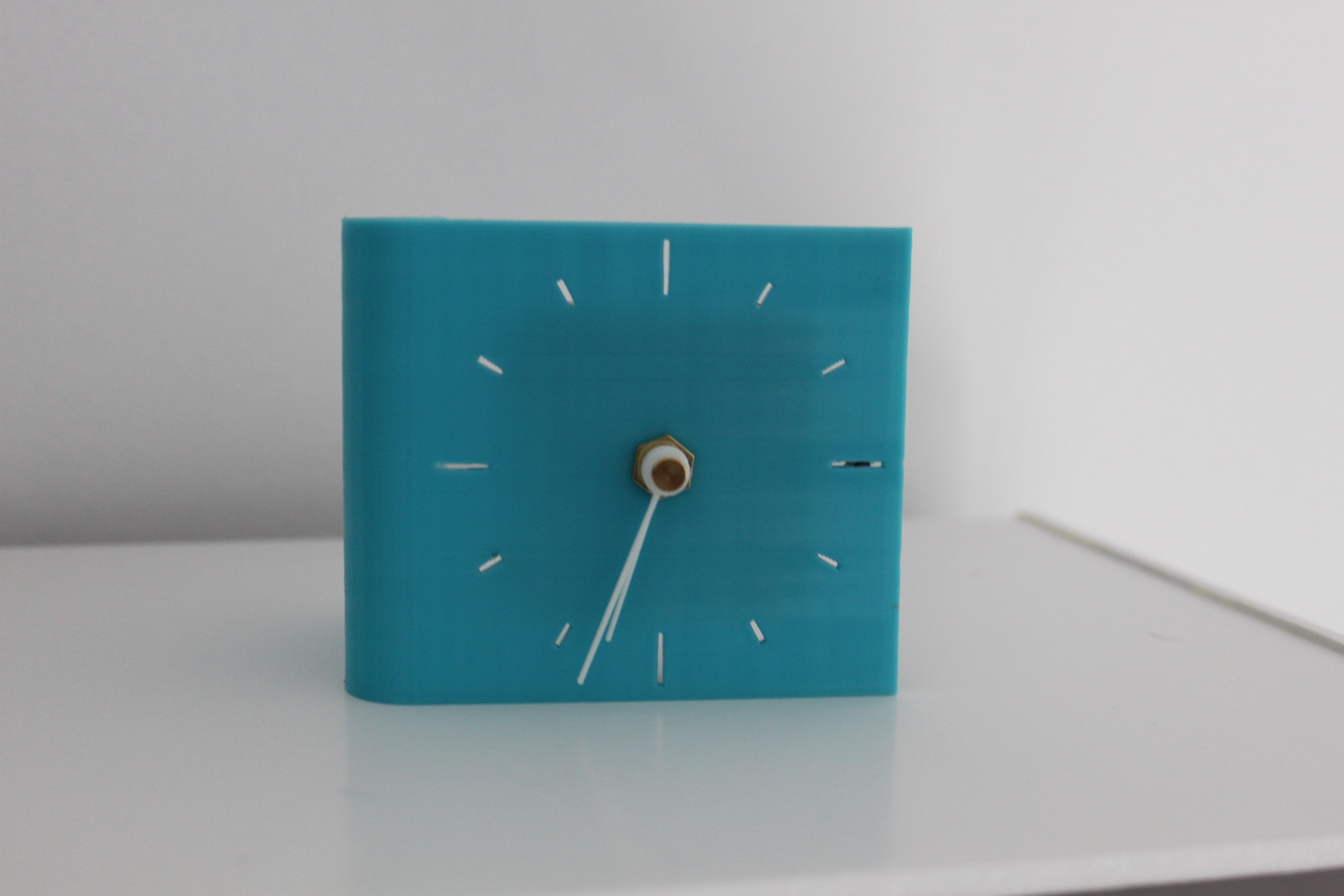 Horloge design à poser