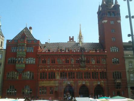 Basel, Freiburg und Zürich