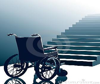Por que poucas pessoas com deficiências tem formação superior?