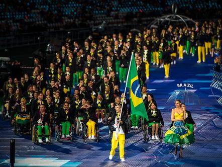 Os momentos mais marcantes da abertura das Paralimpíadas