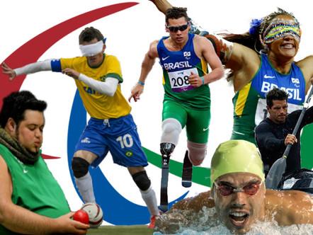 Quais as modalidades que existem nas Paralimpíadas ?