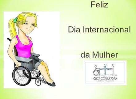 Mulher PCD