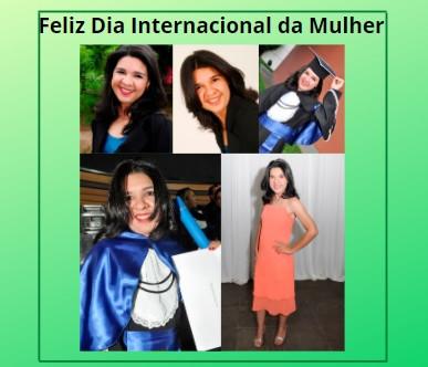 Feliz Dia Internacional da Mulher (08/03)
