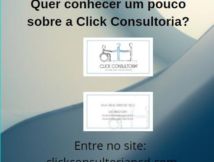Como surgiu a Click Consultoria PcD; conheça