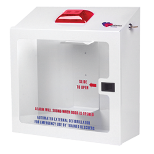 Heartstation RC5000W AED Wall Cabinet with Alarm