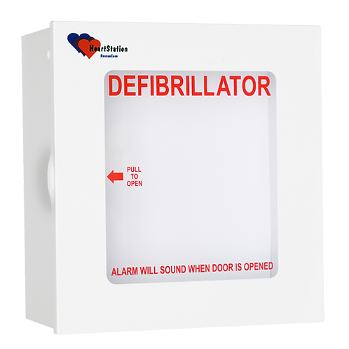 Heartstation TrimLine TL1 AED Cabinet with Alarm