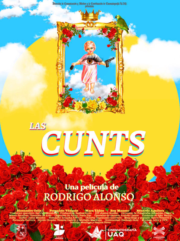 46 - POSTER The Cunts.jpg