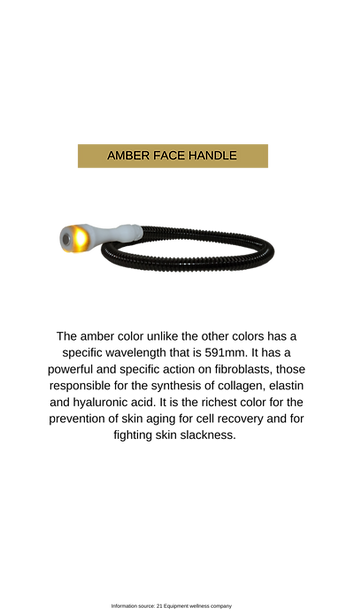 Amber cryo21 wand