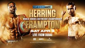 Jamel 'Semper Fe' Herring v Carl 'The Jackal' Frampton Preview
