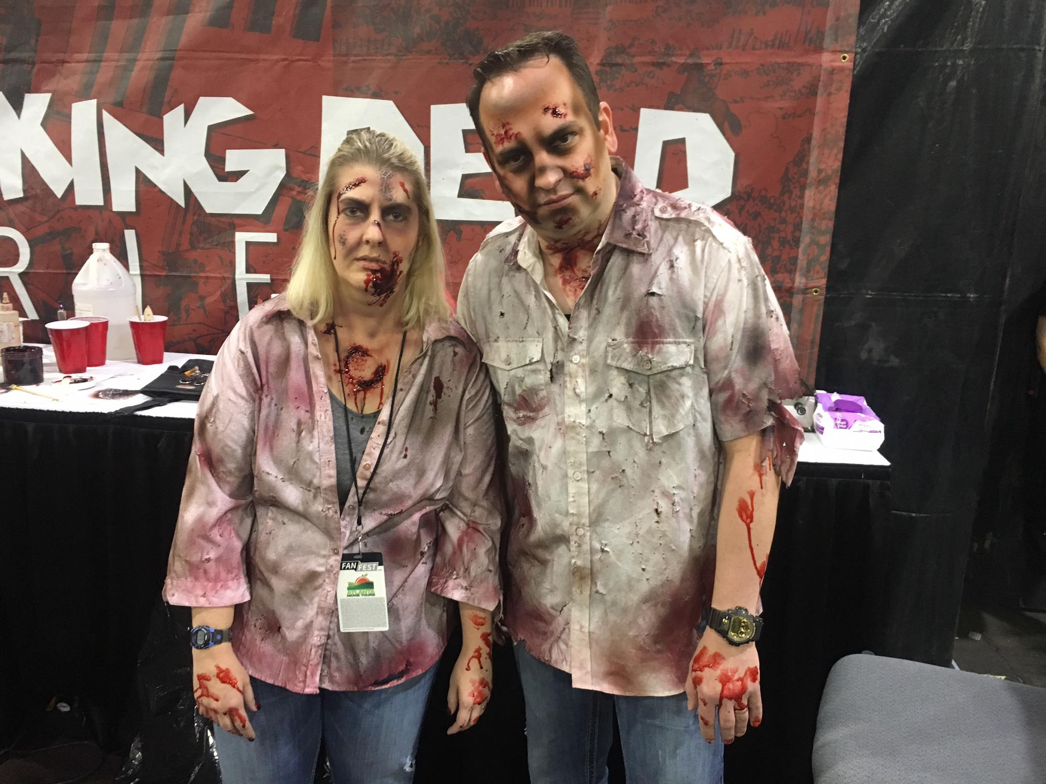 Zombie Airbrush.