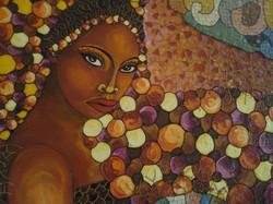 Gli occhi della donna africana