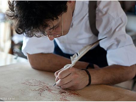 """Nicolas Poussin dijo: """"El propósito del arte es deleitarse"""""""