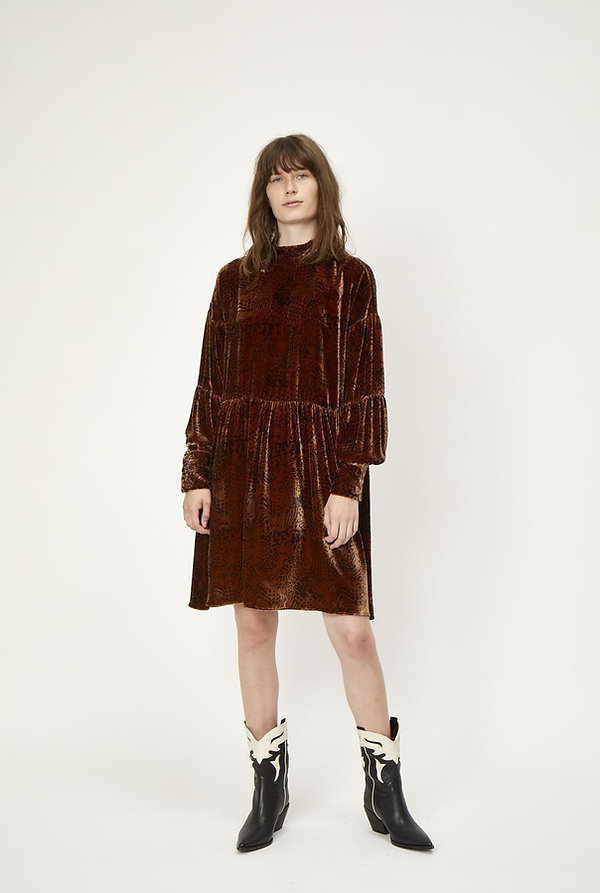 Animal Print and Silk dress.jpg