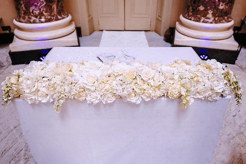 Top Table / Ceremony Table Arrangement