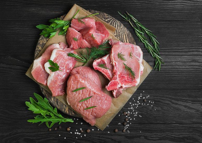 Medium Pork Box