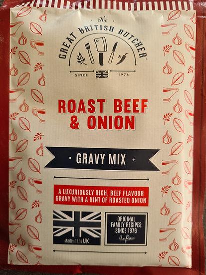 Roast Beef & Onion Gravy Mix