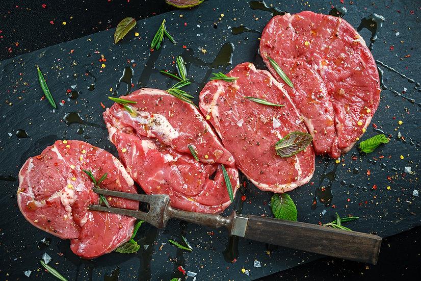 Lamb Steaks x2