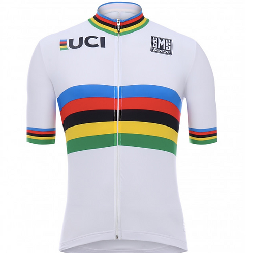 Santini worldchampion jersey