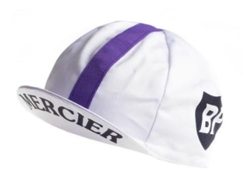 Mercier cycling cap