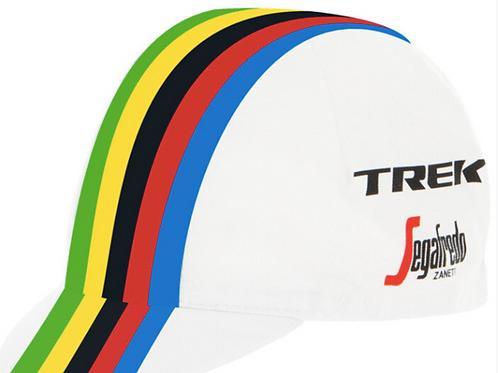 Trek Segafredo cycling cap WC 2020